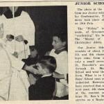 Confirmation rehearsal 1964